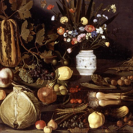 Still life in the Zeri Photo Archive: online 7,000 photographs of Italian paintings