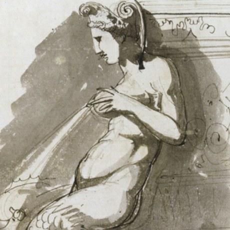 30 November at 5.30 p.m. Liliana Barroero and Giovanna d'Amia will talk about the book  I DISEGNI DI CHARLES PERCIER 1764-1838. EMILIA E ROMAGNA NEL 1791