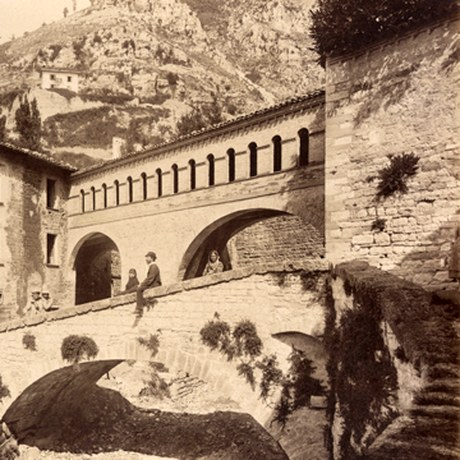 Online the first nucleus of 3,260 ancient photographs from the Igino Benvenuto Supino Photo Archive, property of the Arts Department of Bologna University and now accessible through the Zeri Foundation database