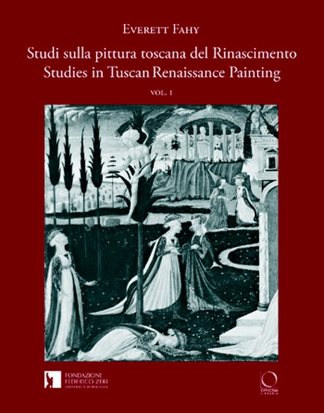 Available from January the writings by Everett Fahy, STUDIES IN TUSCAN RENAISSANCE PAINTING. The almost complete collection of his essays, in two volumes, with more than 500 images