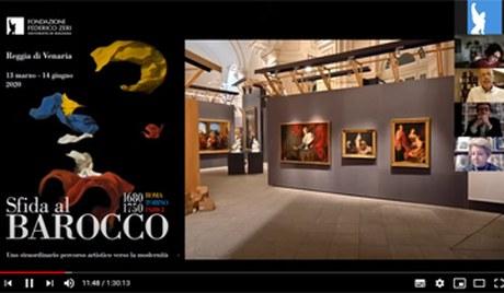 Tutte le conferenze in diretta streaming della rassegna Mostre Negate sono disponibili sul canale YOUTUBE della Fondazione Federico Zeri. Buona visione