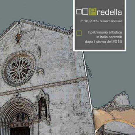 Giovedì 20 aprile ore 17.00 per il ciclo Incontri in Biblioteca: IL PATRIMONIO ARTISTICO IN ITALIA CENTRALE DOPO IL SISMA DEL 2016