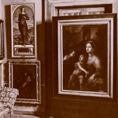 IL MERCATO DELL'ARTE IN ITALIA INTORNO AL 1900.  PROTAGONISTI, ARCHIVI, FOTOGRAFIE: il 14 e 15 novembre si svolgeranno due giornate di studio aperte al pubblico in collaborazione con la Fototeca del Kunsthitorisches Institut in Florenz