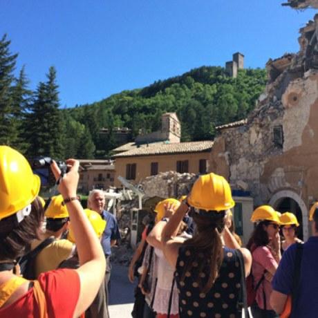 La Fondazione Federico Zeri  nei luoghi del terremoto. Visita la gallery con le immagini della Summer School TRA NORCIA E CAMERINO