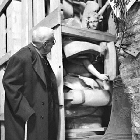 FEDERICO ZERI IN TV: mercoledì 21 novembre ore 18 al DAMSLab/ Auditorium, Andrea Bacchi parlerà di Federico Zeri conoscitore di quadri, nell'ambito della rassegna di proiezioni a cura di Nino Criscenti