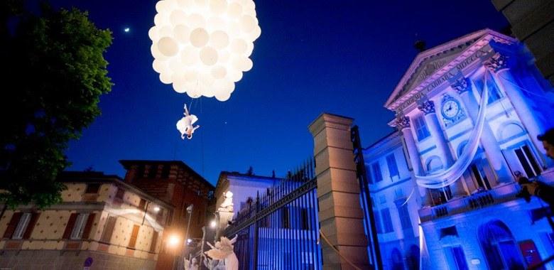 Inaugurazione Accademia Carrara a Bergamo