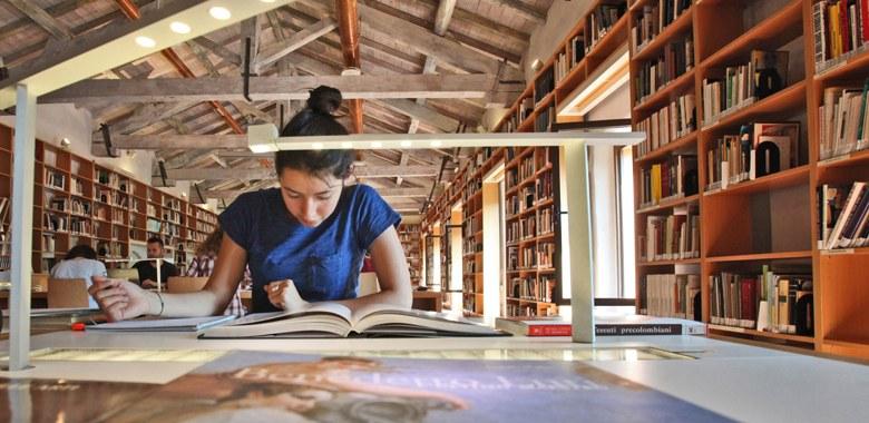 Utente della biblioteca