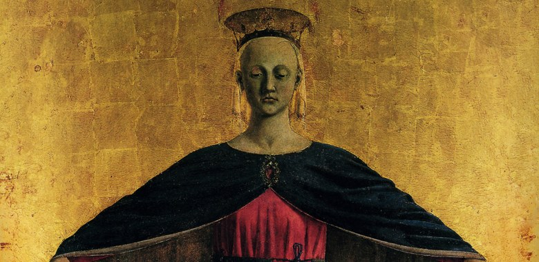 Dettaglio Madonna del Parto