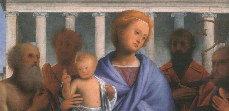Dettaglio quadro Bramantino