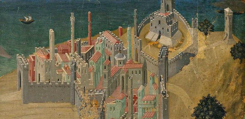 Dettaglio La Città sul mare
