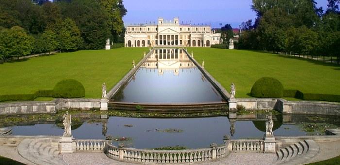 Villa Pisani Stra a Venezia manutenzione Bordin
