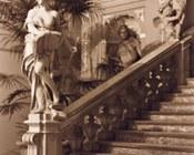 Giacomo Rossi, Scalone di Palazzo Rusconi (ex Tavecchi), Cento